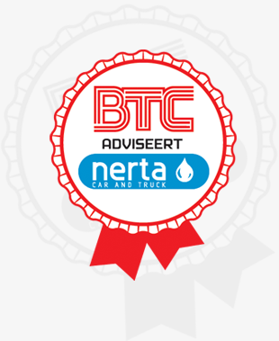BTC adviseert Nerta Car & Truck Cleaning products