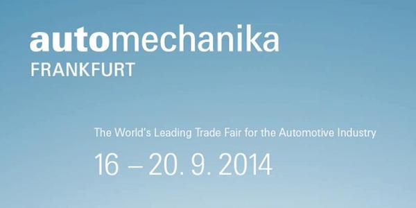Bezoek BTC op Automechanika te Frankfurt in September