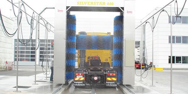 SILVERSTAR TRUCK WASH