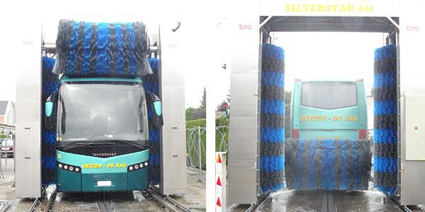 SILVERSTAR BUS WASH